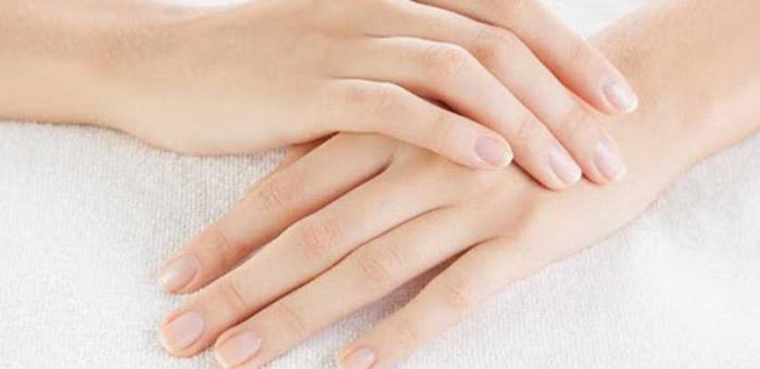 Tratamiento estético de manos